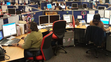 Houston 311 Call Center