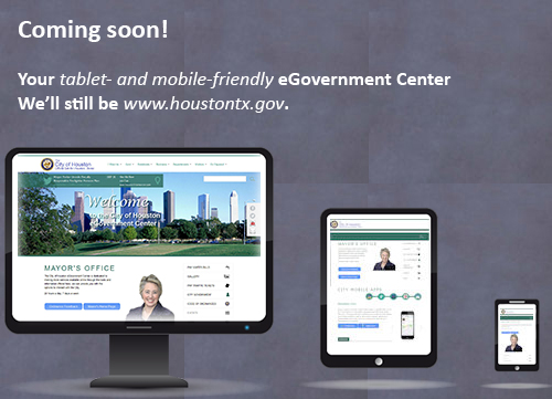 New Responsive Web Site Coming Soon