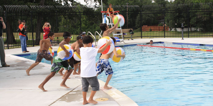 Municipal Pools Reopen