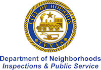 Inspections and Public Service logo